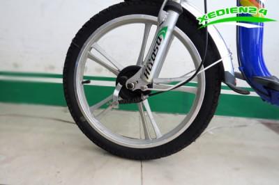 bánh xe đạp điện hitasa