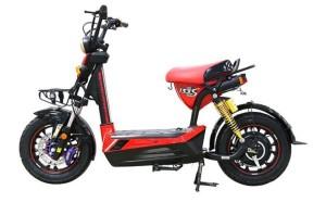 xe đạp điện m133s phanh đĩa đỏ