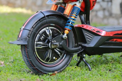 Lốp xe đạp điện