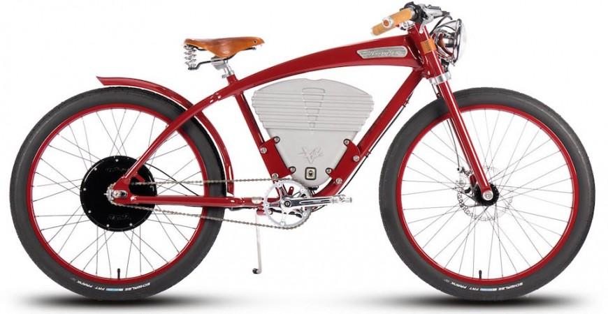 Xe đạp điện độc đáo