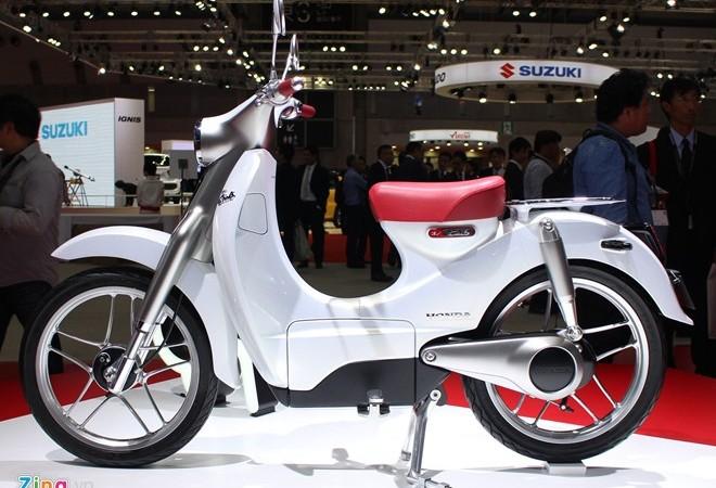 Honda EV Cub